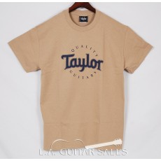 Taylor Guitars Logo T-Shirt Tan 1750