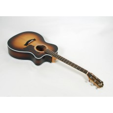 Taylor 214ce-K-SB Koa Sunburst Grand Auditorium Acoustic-Electric #21503