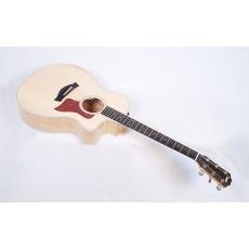 Taylor Guitars 214ce-QM DLX Special Edition #37455