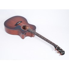 Taylor Guitars 324ce V-Class  Mahogany Blackwood Grand Auditorium with ES2 Electronics #08090