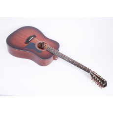 Taylor Guitars 360e Mahogany / Blackwood 12-String Dreadnought #48027