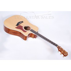Taylor Guitars 410ce-SLTD 2014 Spring Limited Full Gloss Ovangkol / Spruce Dreadnought with ES2 Electronics #1102074120