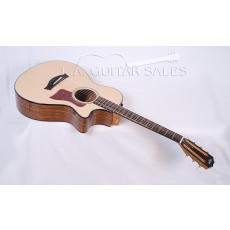 Taylor Guitars 412ce 12-Fret LTD Figured Ovangkol / Sitka Spruce With ES2 Electronics