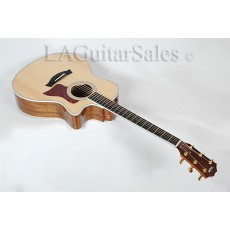 Taylor Guitars 416ce-SLTD 2014 Spring Limited Full Gloss Ovangkol / Spruce Grand Symphony (GS) with ES2 Electronics - s/n 110224126