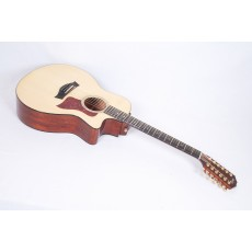 Taylor 556ce 12-String Acoustic Electric Guitar with Case 2012 Model