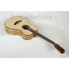 Taylor Guitars 712e 12-Fret-FLTD Blackheart Sassafras - Sitka - Advanced Performance bracing - ES2 Electronics - S/N 1107304124