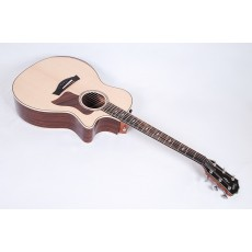 Taylor Guitars 814ce Deluxe V-Class Bracing with ES2 Electronics - Contact us for ETA