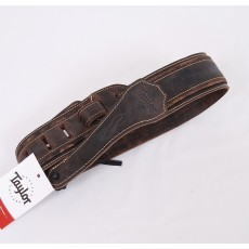 "Taylor Element Strap, Dark Brown Leather, 2.5"", Model 8250-05D"
