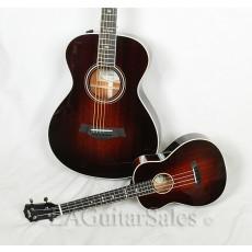 Taylor Guitars BR-VII Builders Reserve VII 12-Fret Guitar Ukulele Combo