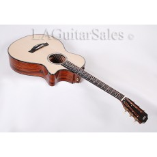 Taylor Guitars PS12ce 12-Fret Presentation Series / Cocobolo / Sitka / Ebony Armrest / ES Electronics #54096