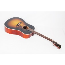 Eastman E10SS Slope Shoulder Dreadnought Tobacco Sunburst #55006