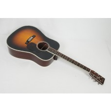 Eastman E40D-SB 40 Series Dreadnought Sunburst Finish #18491