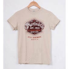 Official Martin 18CM0148 Still Handmade Tee Shirt