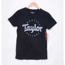 Official Taylor Men's Distressed Logo T-Shirt
