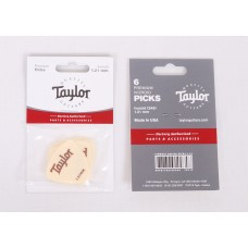 Taylor Premium Darktone Ivoroid 346 Picks, Model 70719