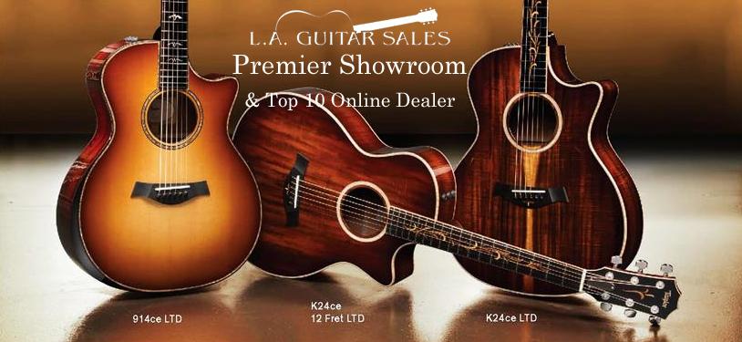 Blog - Taylor Guitars 2017 Fall Limited Lineup