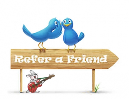 Refer a friend and you both earn a $25 gift certificate!